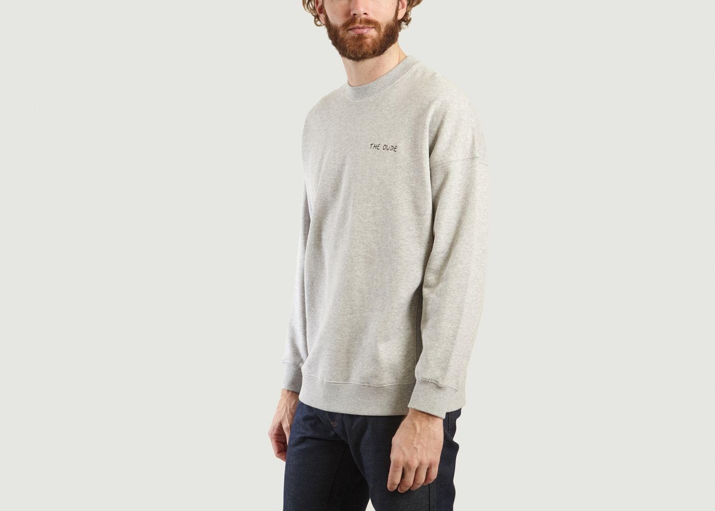 Sweat Brodé The Dude - Maison Labiche