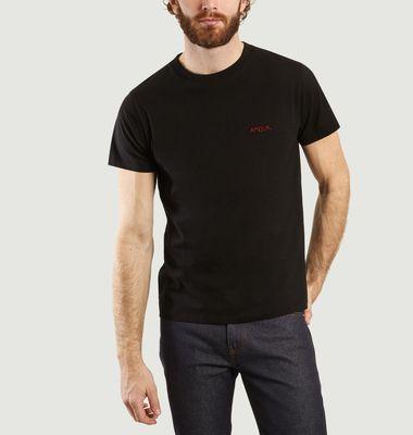 T-Shirt Brodé Amour