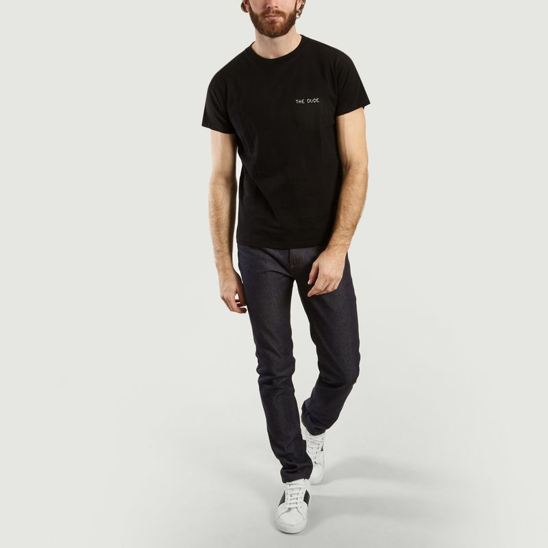 T-Shirt Brodé The Dude - Maison Labiche