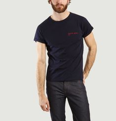 Game Over Embroidered T-Shirt