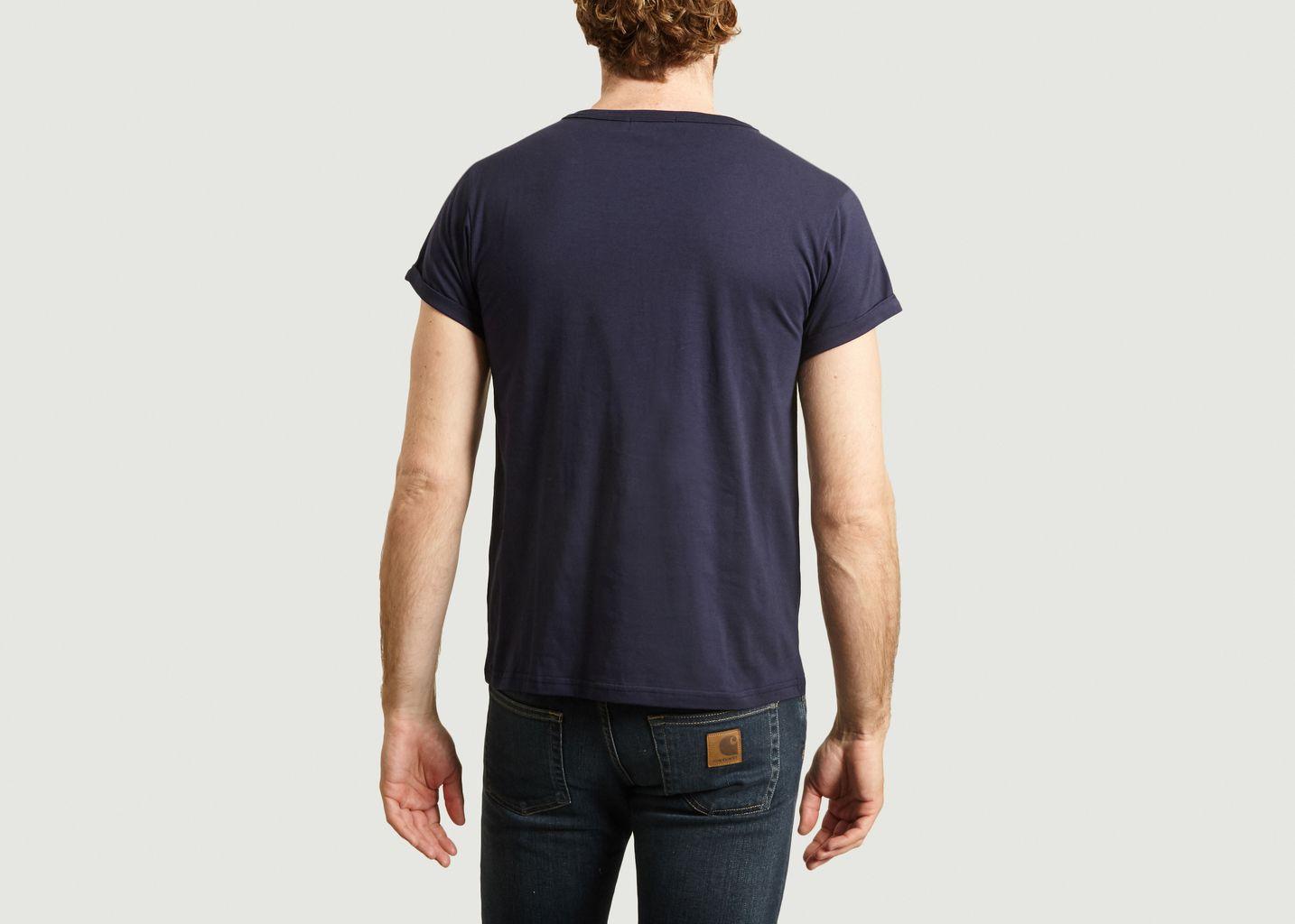 T-Shirt Brodé Outsider - Maison Labiche