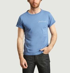 French Touch Embroidered T-Shirt