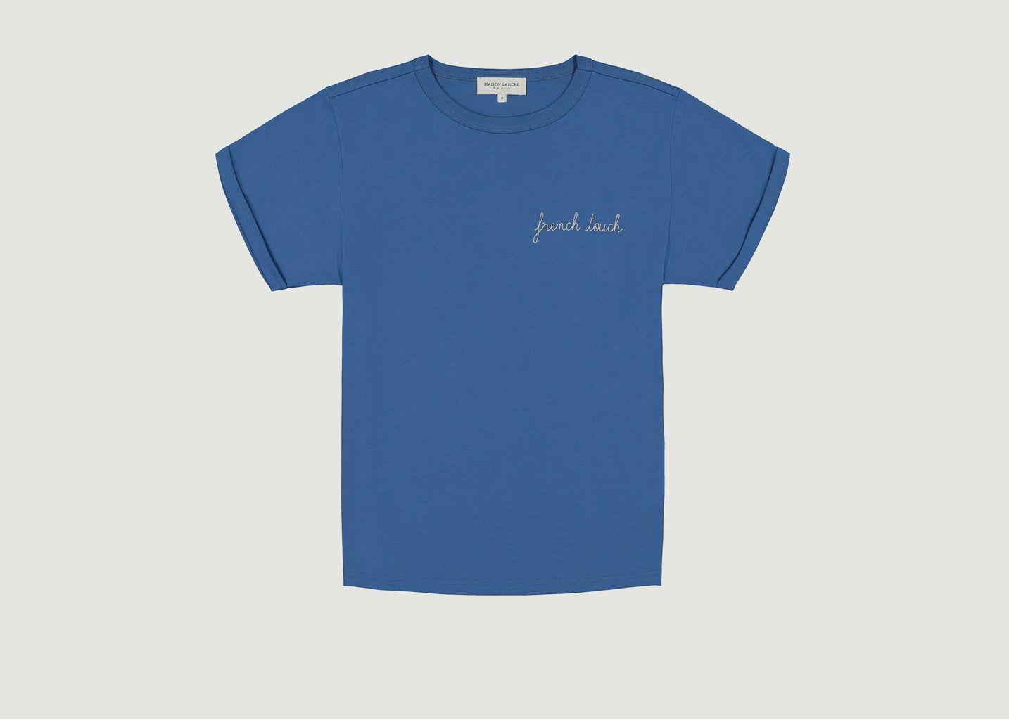 T-Shirt Brodé French Touch - Maison Labiche