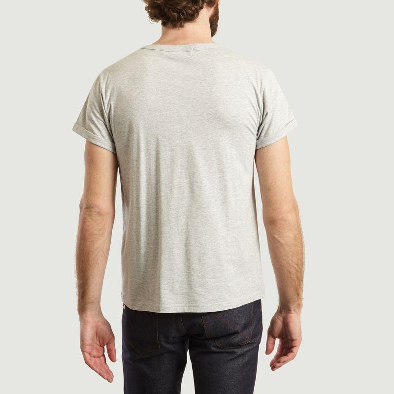 T-Shirt Avec Patch Maison Labiche Te Kiffe - Maison Labiche