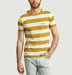 Outsider Striped T-Shirt