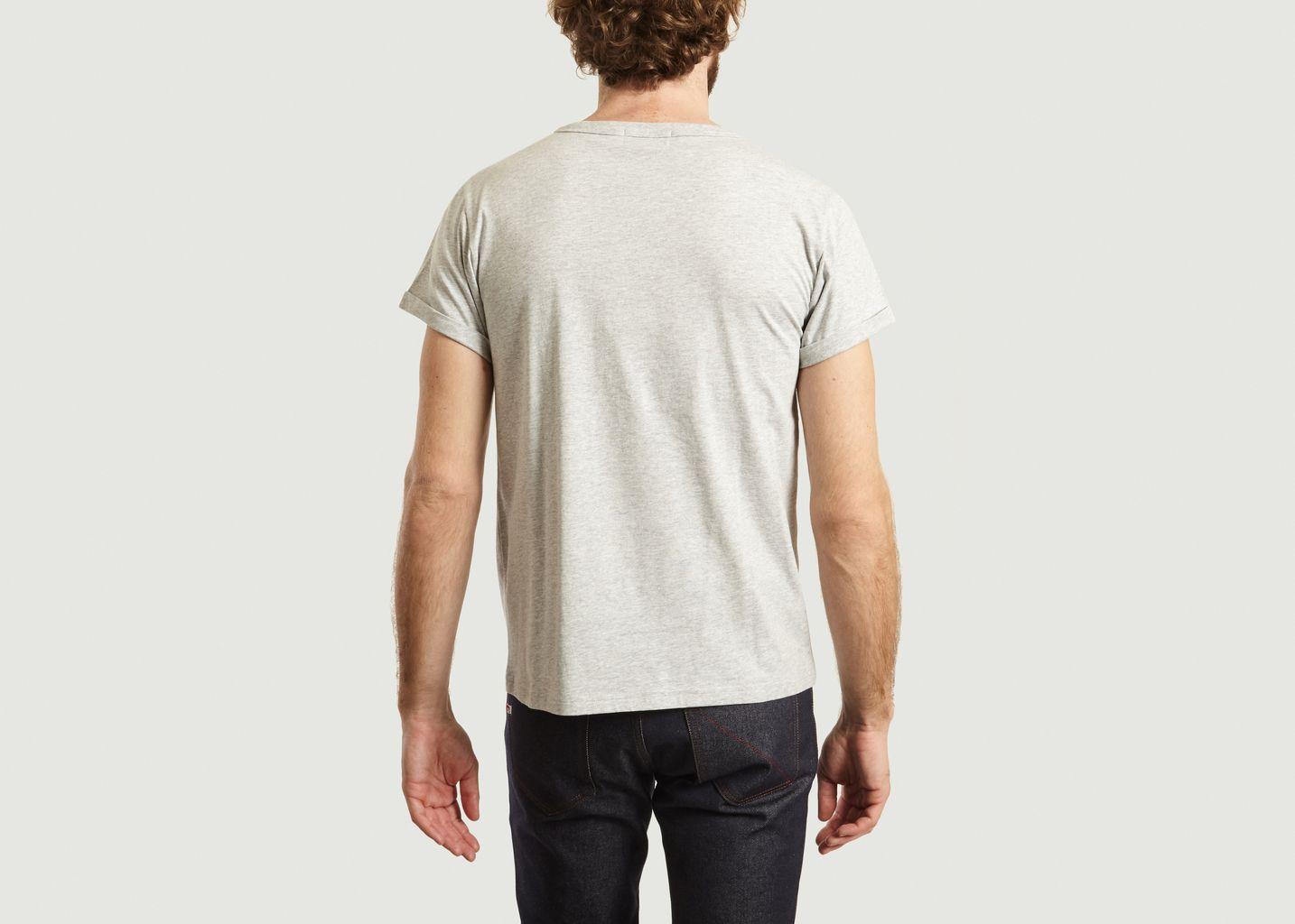 T-Shirt Brodé First Class - Maison Labiche