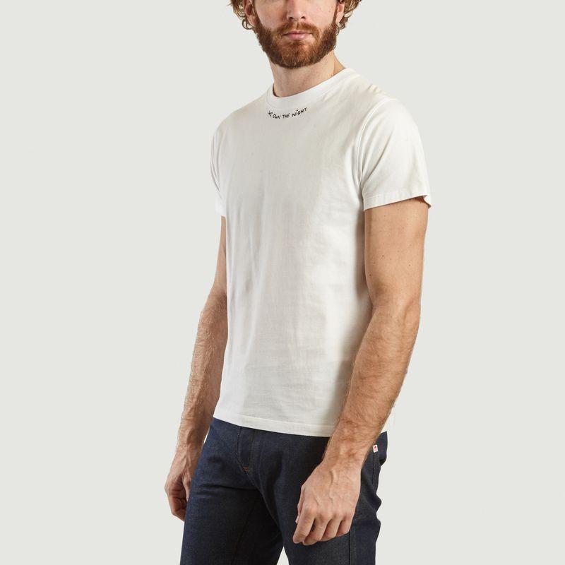 T-Shirt Brodé We Own The Night - Maison Labiche