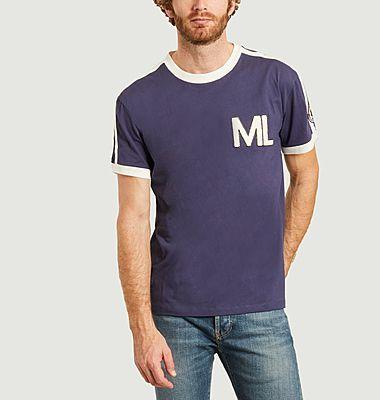 Captain Tsubasa x Maison Labiche t-shirt