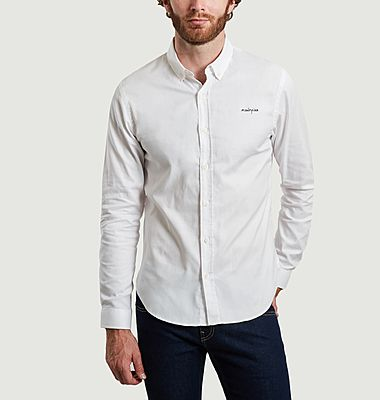 Chemise en coton Oxford Masterpiece