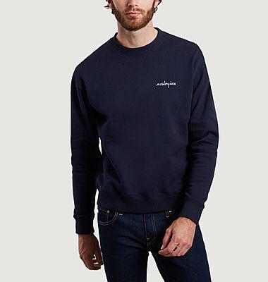 Sweatshirt brodé Masterpiece