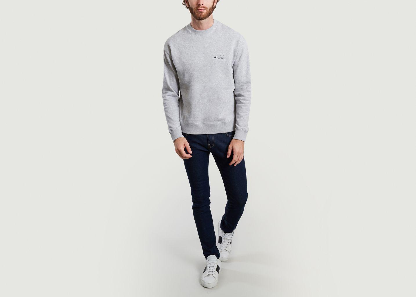 Sweatshirt classique The Dude - Maison Labiche
