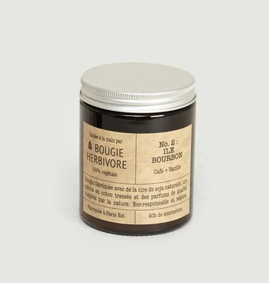 N°2 Ile Bourbon 140g Scented Candle