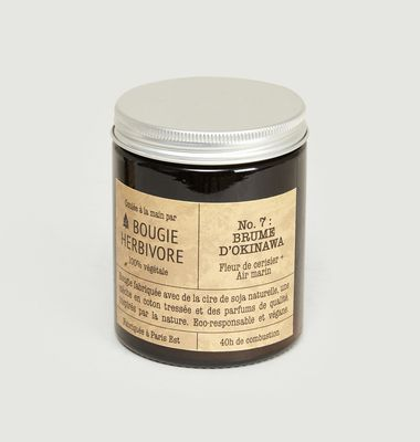 N°07 Brume d'Okinawa 140g Scented Candle