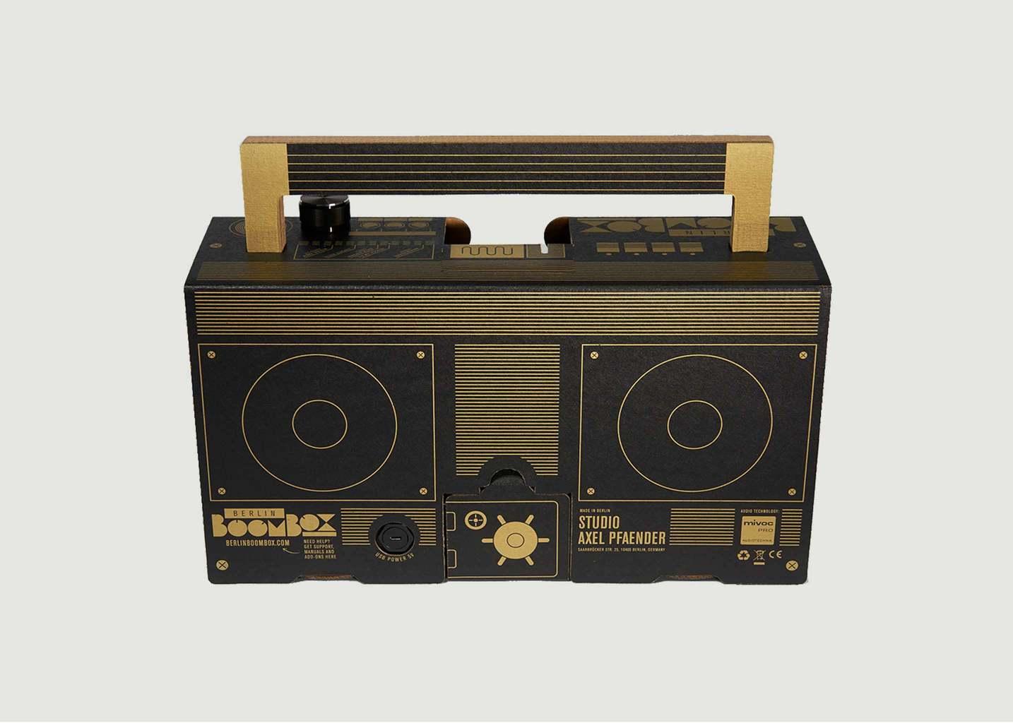 Berlin Boombox Bluetooth - La Boutique Cadeaux