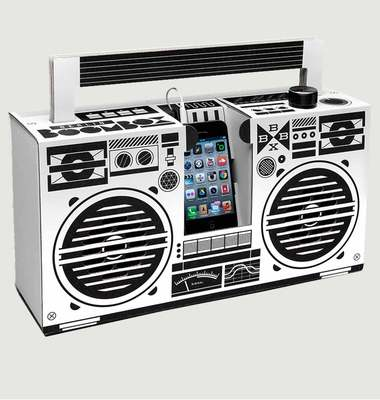 Berlin Boombox Bluetooth