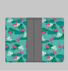 Tropical Heat Passport Case