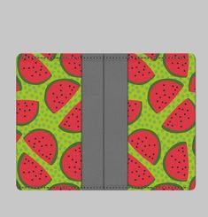 Watermelon Passport Case