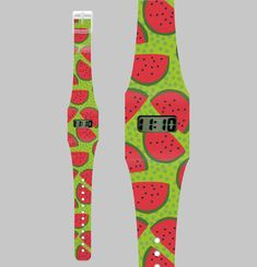 Watermelon Paper Watch