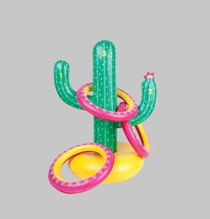 Giant Cactus Game