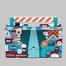 Berlin Boombox Artist Edition  - La Boutique Cadeaux