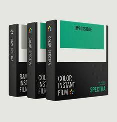 Film Spectra Noir et Blanc