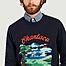 matière Sweatshirt Chantaco - Lacoste