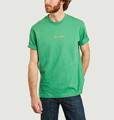 T-shirt en coton avec broderie