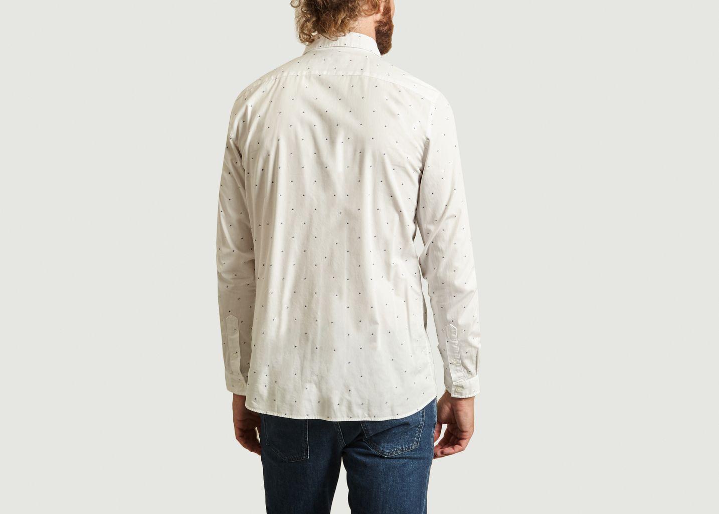 Chemise Slim Fit à Pois - Lacoste
