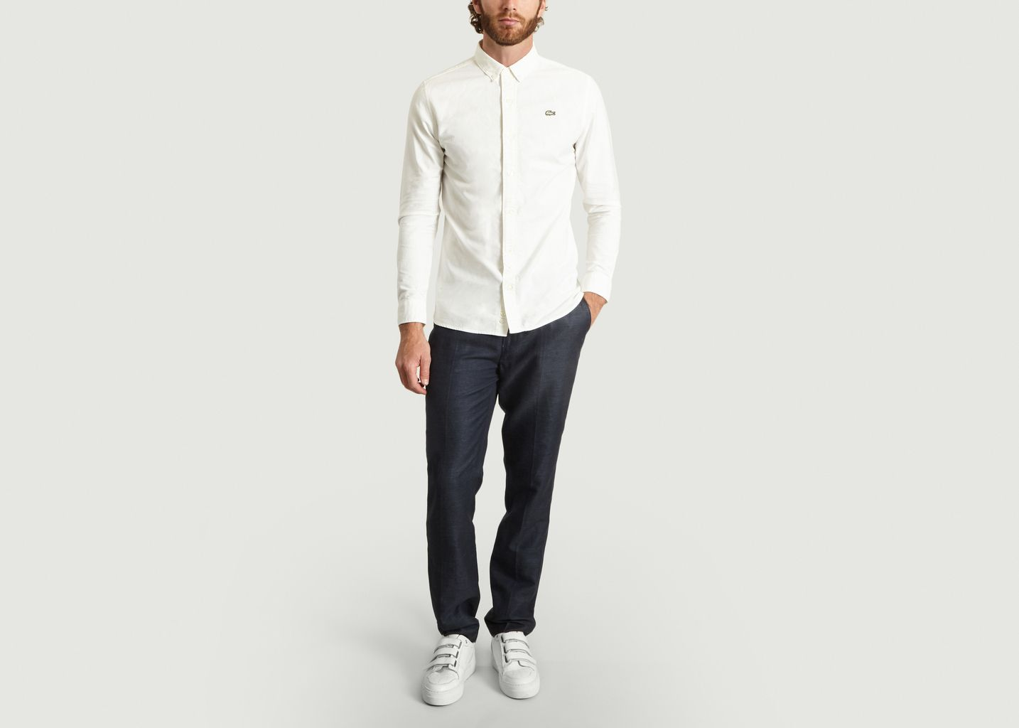 Chemise Skinny Fit - Lacoste Live