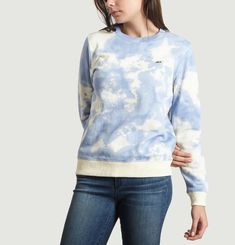 Sweat Print Nuages