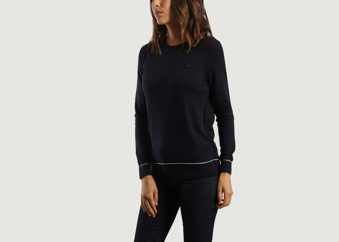 Pull Col Rond  - Lacoste Live