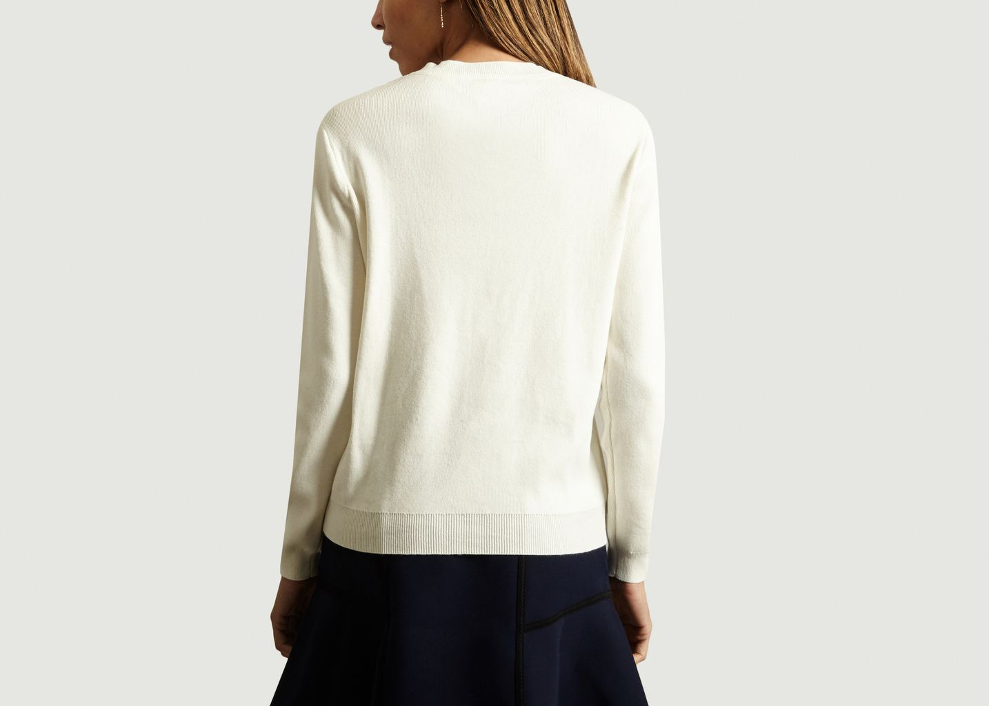 Cardigan Col Rond Lacoste - Lacoste Live