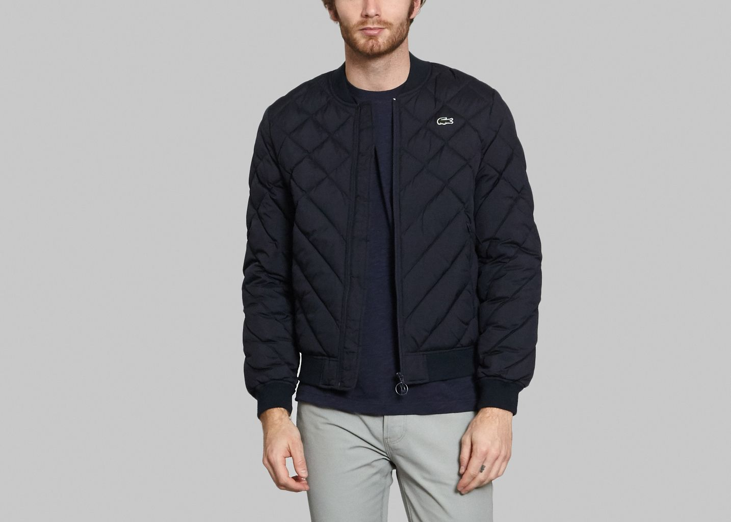 bombers homme lacoste