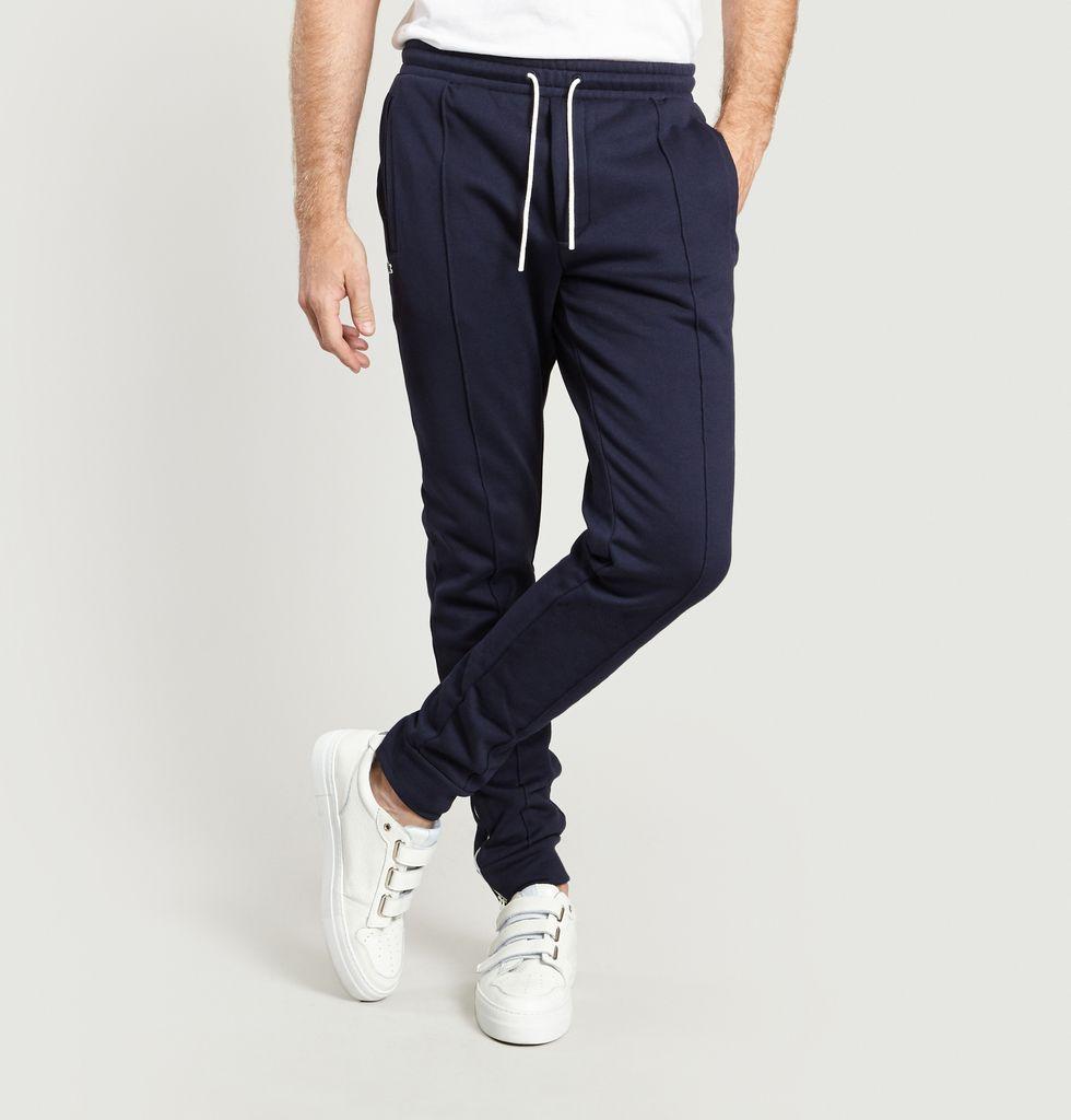 Bleu Lacoste Jogging LiveL'exception Pantalon Marine 0mO8nvNw