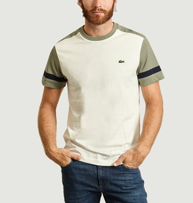 T-Shirt en Jersey Color Block