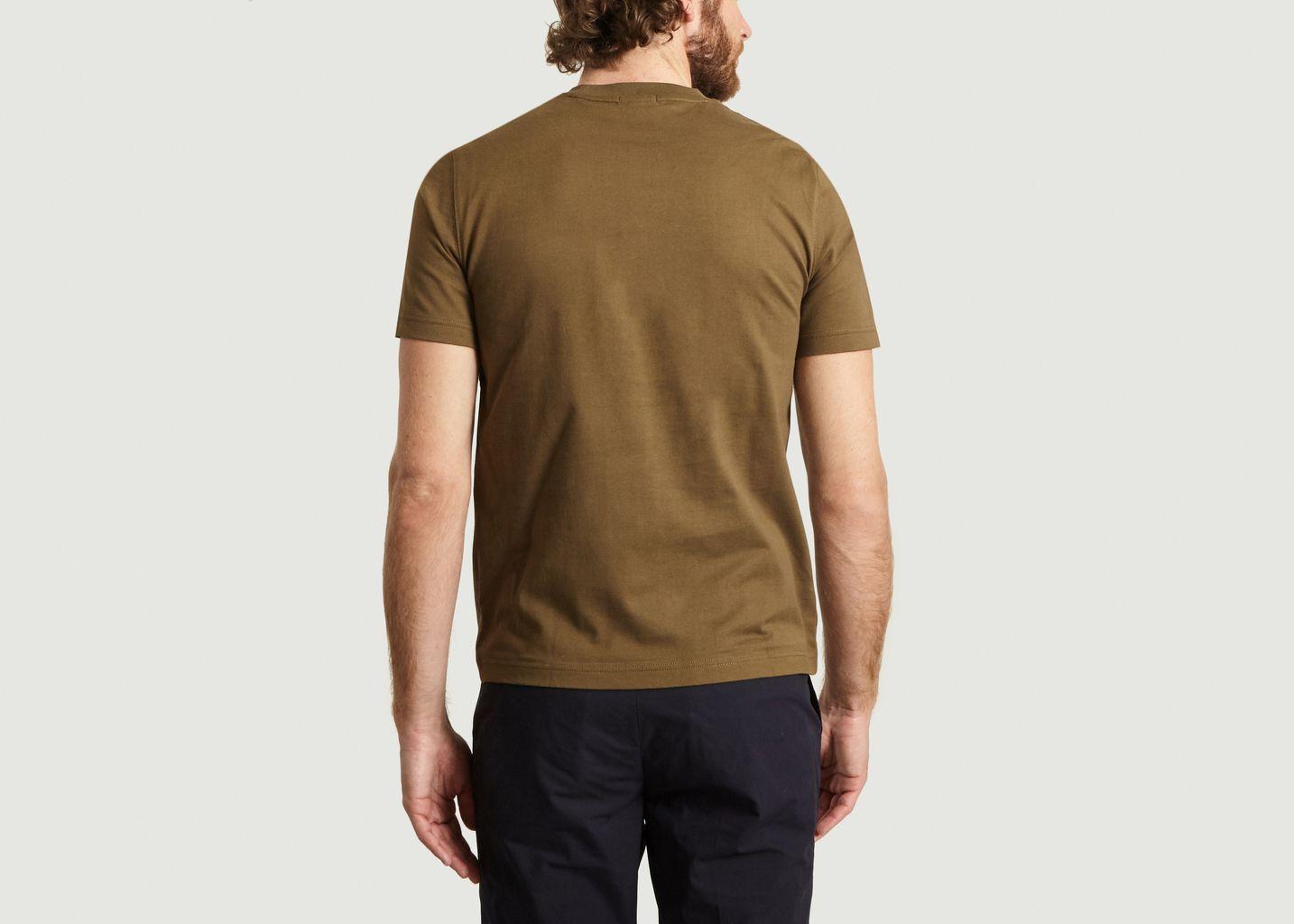 T-Shirt Logo Brodé - Lacoste Live