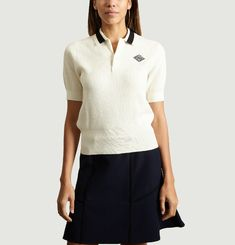 Pull Col Polo MC Lacoste