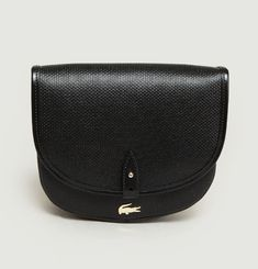Pique Leather Crossbody Bag