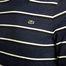 matière T-Shirt Rayures Manches Longues - Lacoste Live
