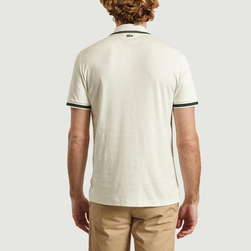 Polo Héritage en interlock de coton Pima - Lacoste