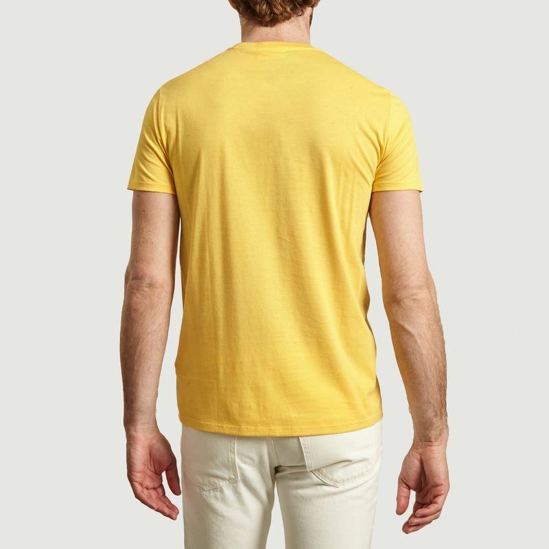 T-shirt logotypé en coton pima - Lacoste