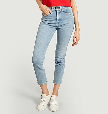 Jean slim fit cropped