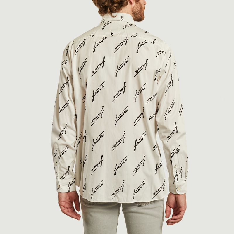 Chemise logotypée coupe relax - Lacoste Live