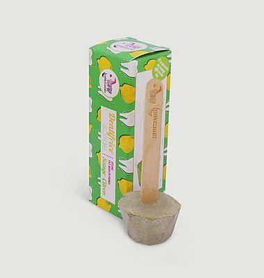 Dentifrice solide sauge citron 20 gr