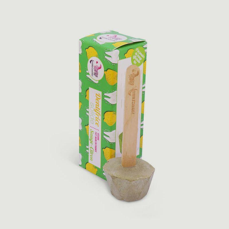 Dentifrice solide sauge citron 20 gr - Lamazuna