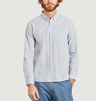 Chemise Branco rayée