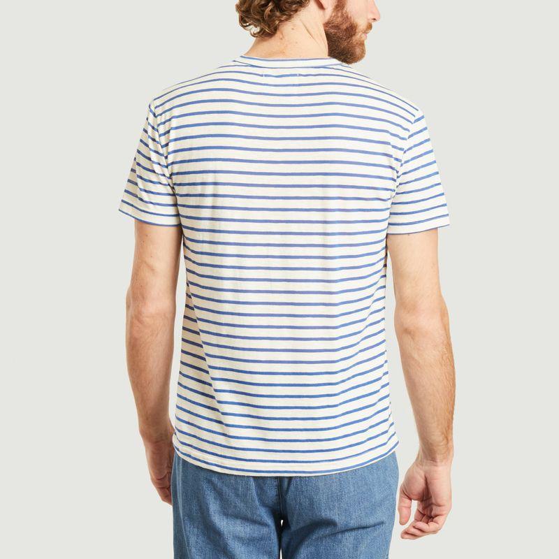 T-shirt Guerreiro rayé - La Paz