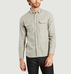 Chemise A 2 Poches Pacheco