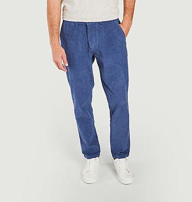 Pantalon Cruz en velours côtelé