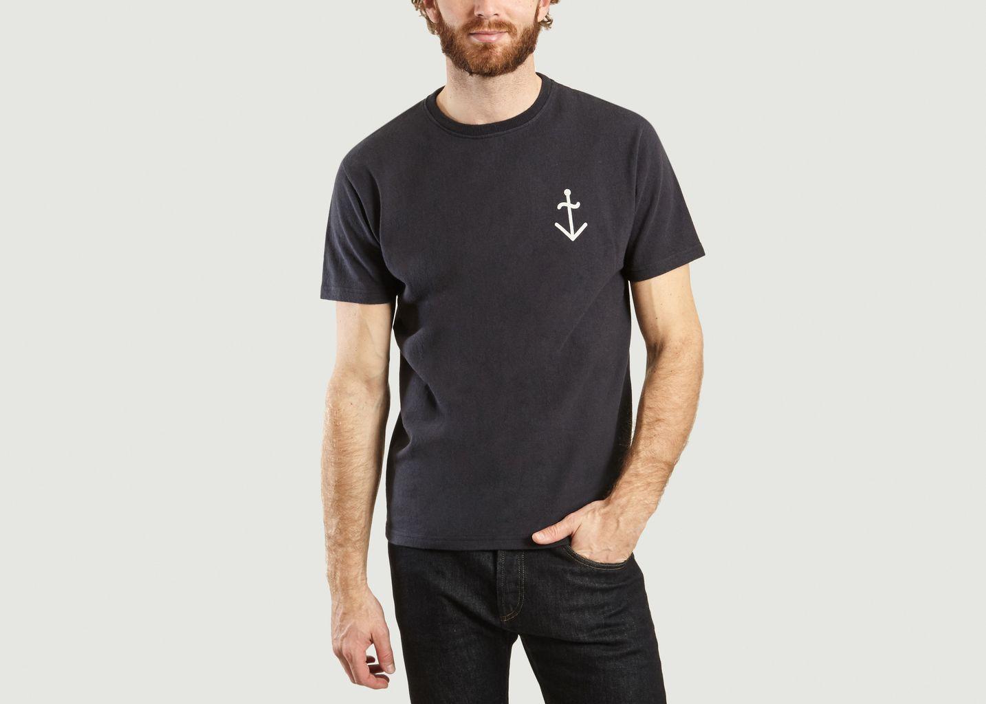 T-Shirt Logo Ancre Dantas - La Paz